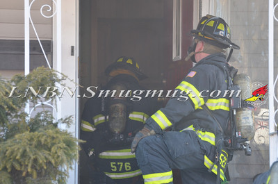 Massapequa F.D. House Fire 54 Eastlake Ave. 2-22-14