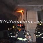 Westbury F.D. House Fire 639 Broadway 2-27-14